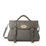 Mulberry Oversized Alexa Charcoal Pumpz