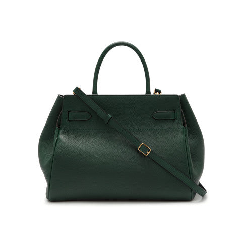 Mulberry Belted Bayswater with Strap Mulberry Green Pumpz