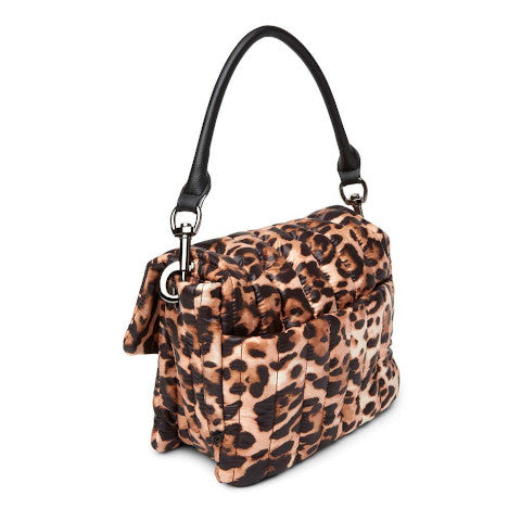 Think Royln Urban leopard Bar Bag Pumpz