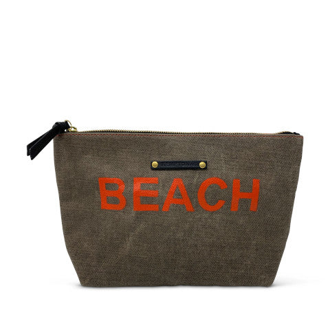 Kempton Medium Sunset Beach Pouch