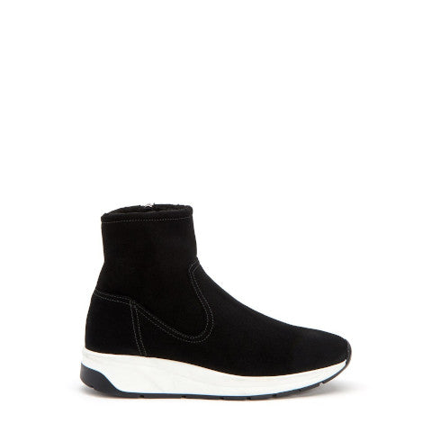 Aquatalia Betty Shearling Sneaker Pumpz