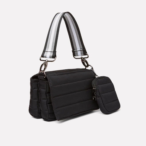 Think Royln Tammy Mini Black Noir Bag Pumpz