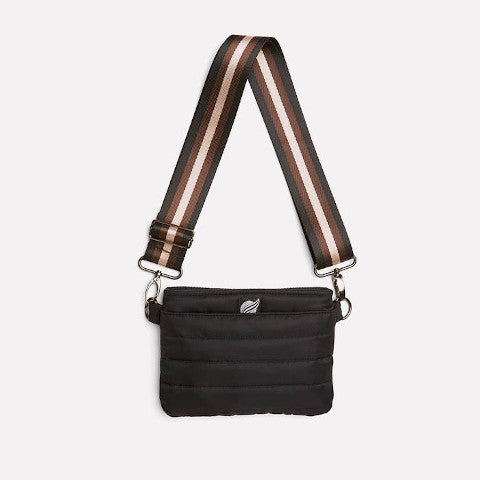 Think Royln Bum Bag Crossbody black bag Pumpz