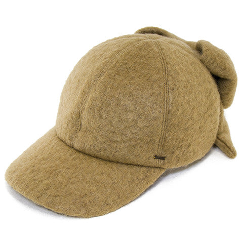 Ca4la wool baseball hat bow back Japan