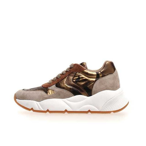 Voile Blanche Camo Sneakers Pumpz