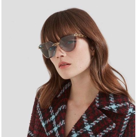Mulberry Claudia Black Sunglasses Pumpz