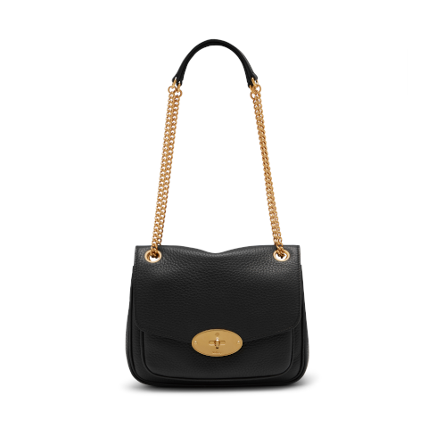 Mulberry Small darley gold chain Pumpz
