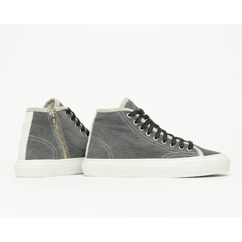 P448 High Top Sneaker Sally Tay /Jea