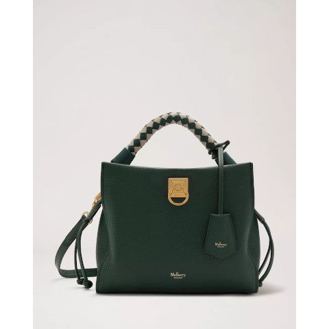 Mulberry Small Iris Mulberry Green Pumpz