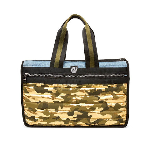 Think Royln Lil Daddy Camo tye dye bag Pumpz