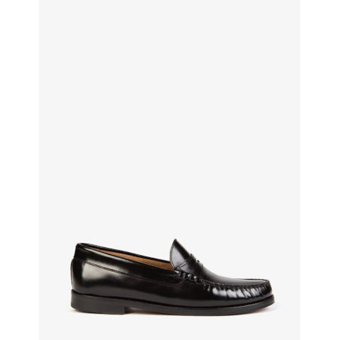 Penelope Chilvers Florentine Loafer Black Pumpz