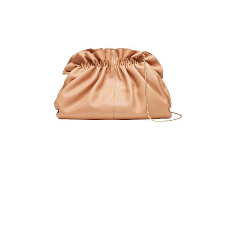 Loeffler Randall Loretta Clutch in dune or black pumpz