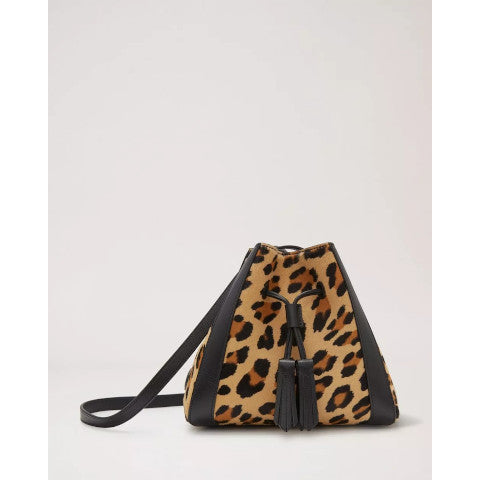 Mulberry Mini Millie Leopard Haircalf