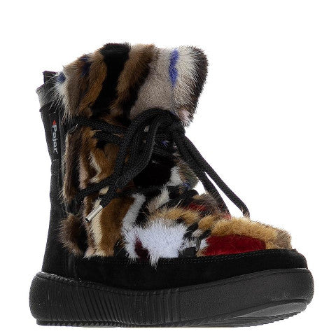 Pajar Anet Multi Color Fur Boot Pumpz