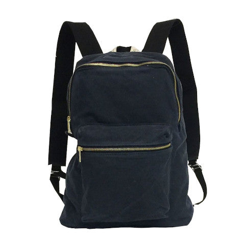 Utility Canvas Waxed Classic Backpack