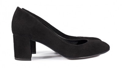 Pedro Garcia Xaman Pump in Black Suede