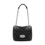 Mulberry small darley  shoulder bag shiny quilted buffalo Pumpz