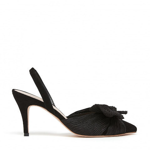 Loeffler Randall Sylvana Pleated Knot Pump Pumpz