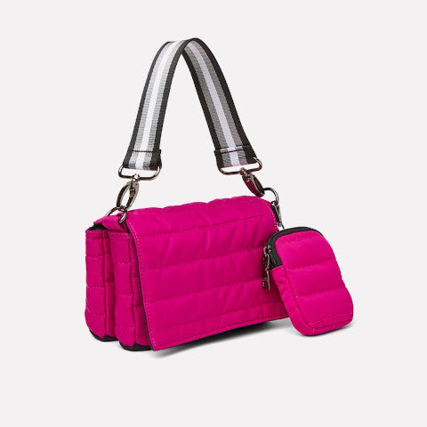 Think Royln Tammy Fuchsia Bag Pumpz