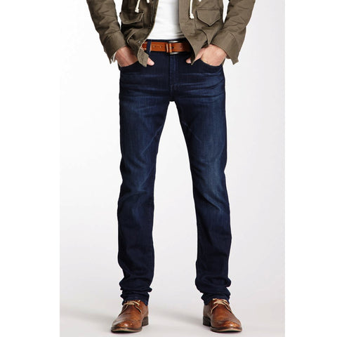 Men's PREMIUM QUALITY 1951 CLASSIC SLIM FIT Denim D02