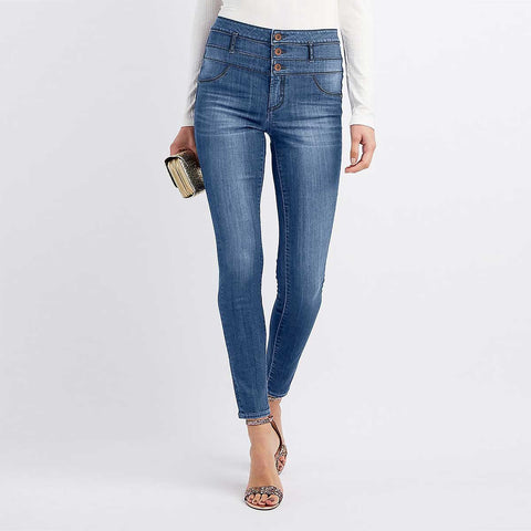 Ladies Original Refuge High Waist Stretchable Jeans