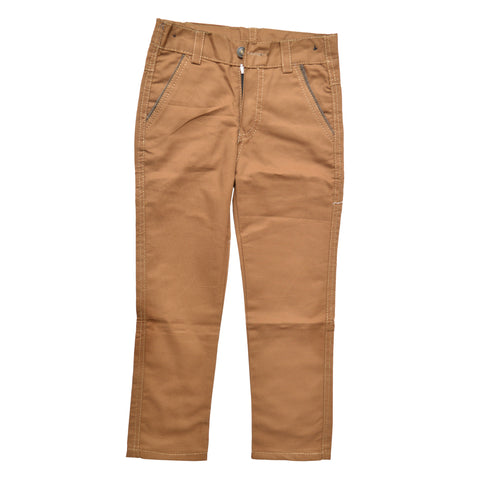 Kids Brown Pant