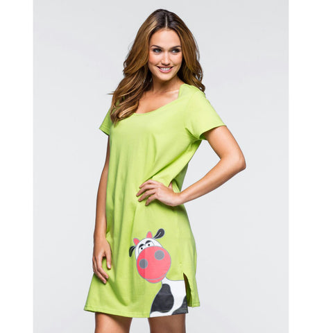 Ladies BPC's Light Green Top