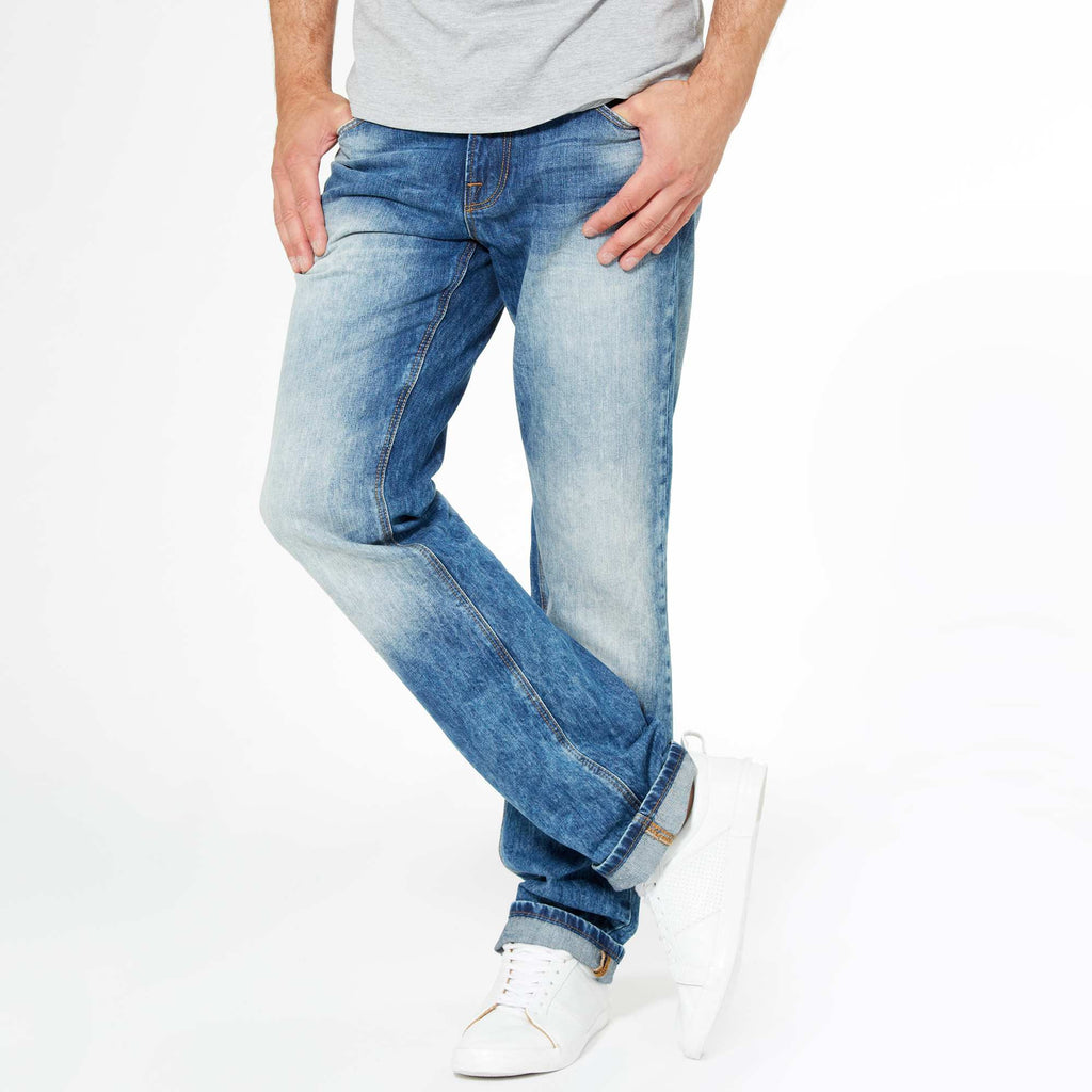 Men's Original Kiabi Stone wash Jeans