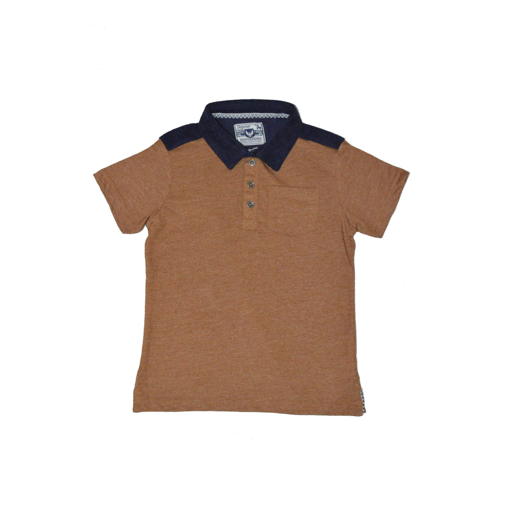 Cut Label Crafted Apparel Kids Polo