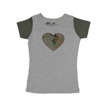 Bass Pro Shops Heart in the Outdoor Tee for Kids