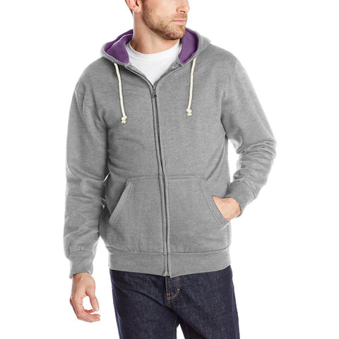 Men's Polo Republica Riverdale Thermal Lined Zipper Hoodie