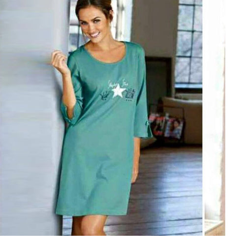 Ladies 'B Grade' Sleeping Star Top
