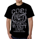 Men's Original Colorful CO81 CV Dept. T-Shirt