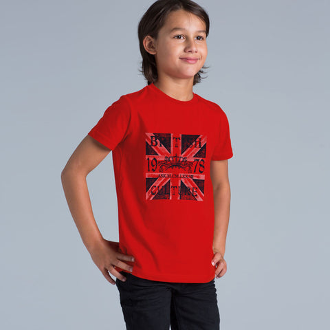 ASK Original Korean Birtish Tee for Girls