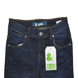 Bragg's Dark Blue Organic Cotton Denim for Kids