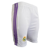Men's Real Madrid White Sweat Shorts