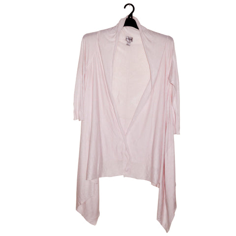Ladies Chico's Original Light Pink Shrug