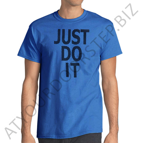 "Boy's Cool ""Just Do It"" Tee by HLY 02"