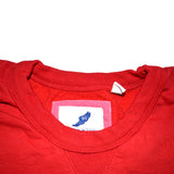 League's Original Dark Red Round Neck Shirt *