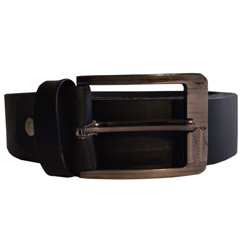 Men's OP Black Leather Belt 31