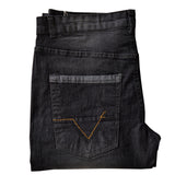 Men's Original 313 Charcoal Stretchable Slim Fit Jeans