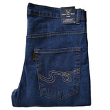 Men's Original Light Wash Stretchable Jeans by 313