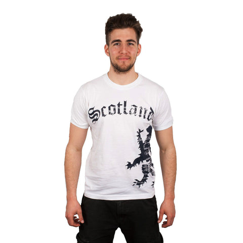 Men's Original Scottish Experience White T-Shirt* (18)
