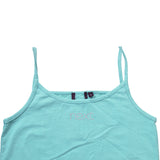 Ladies Original Next's Cut Label Tank Top in Sky Blue
