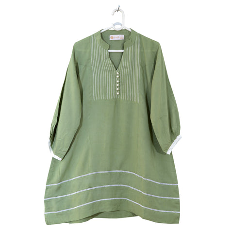 Ladies Original Pinar Embroidered Soft Cotton Top