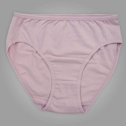 Ladies OP Soft Cotton Underwear in Light Purple