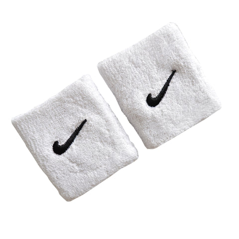 Nike Unisex Sports Wristbands in White
