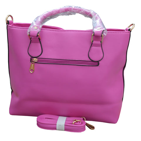 Women Original HW Leather Hand Bag in Magenta
