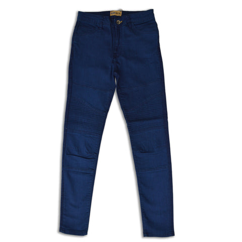 Men's Original Blue Metal Stretchable Denim