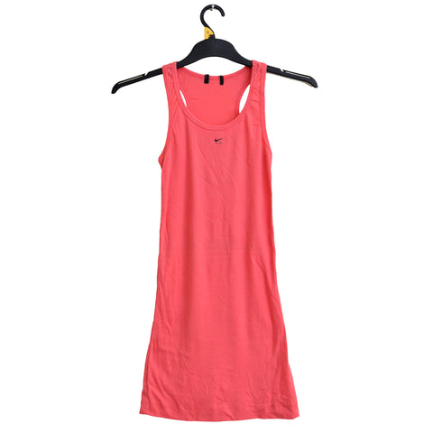 Ladies Original Nike Carrot Long Tank Top